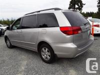 Make Toyota Model Sienna Year 2005 Colour Grey kms
