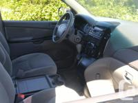 Make Toyota Model Sienna Year 2005 Colour blue kms