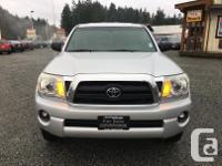 Make Toyota Model Tacoma Year 2005 Colour Silver kms