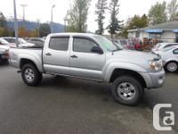 Make Toyota Model Tacoma Colour silver Trans Automatic