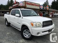 Make Toyota Model Tundra Year 2005 Colour White kms