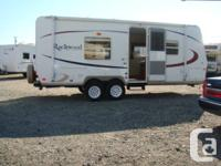 2005 Rockwood Ultra Light 2304 trip trailer. 23.4 feet