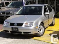 2005 Volkswagen Jetta GLS 2.0L  (( CLEAN TITLE , LOCAL