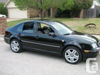 I am selling my 2005 vw jetta tdi automatic which I