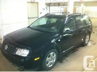 Fort McMurray, AB 2005 Volkswagen Jetta Wagon This
