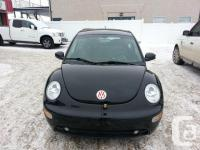 Make Volkswagen Model Beetle Year 2005 Colour Black