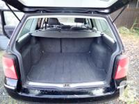 Make Volkswagen Year 2005 Colour Black Trans Automatic
