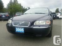 Make Volvo Model V70 Year 2005 Colour Blue kms 175148