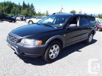 Make Volvo Model XC70 Year 2005 Colour black kms for sale  British Columbia