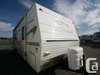 2005 FLEETWOOD WILDERNESS 250 RKS TRIP TRAILER