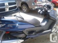 Used, Make Yamaha kms 40000 Can get you around town but also for sale  British Columbia