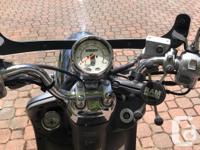 Make Yamaha Model Vino Yamaha Vino in great condition!