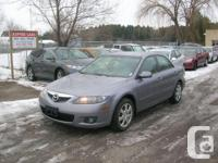 Make. Mazda. Design. MAZDA6. Year. 2006. Colour. Grey.