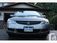 Make Acura Model CSX Year 2006 Colour Grey kms 180000