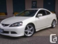 2006 Acura RSX Type-S for sale. 6 speed manual
