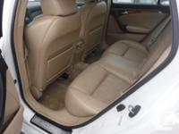 Make Acura Model TL Year 2006 Colour WHITE kms 166000