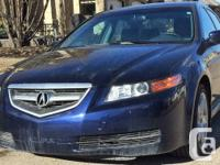 This 2006 Acura TL has been kept in immaculate