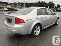 Make Acura Model TL Year 2006 Colour Grey kms 148738