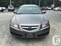 Make Acura Model TL Year 2006 Colour Grey kms 127000