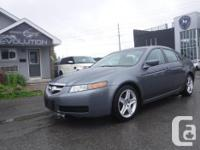Make Acura Model TL Year 2006 Colour GREY kms 132000