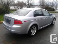 Make Acura Model TL Year 2006 Colour Gray kms 181000