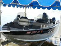 Excellent condition 2006 Alumacraft 1650 Navigator