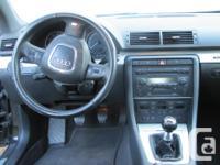 Make Audi Model S4 Year 2006 Colour Black Trans Manual