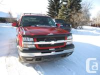 Make Chevrolet Model Avalanche Year 2006 Colour RED