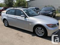 Make BMW Model 323i Year 2006 Colour Silver kms 143000