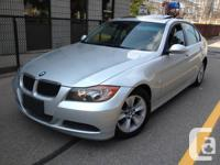 NO ACCIDENT CAR-PROOF AVAILABLE  2006 BMW 323I