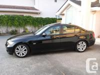 Make BMW Model 325i Year 2006 Colour Black kms 81000