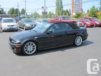 Make BMW Model 330Ci Year 2006 Colour BLACK kms 119000