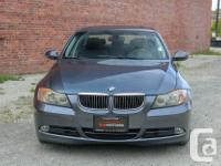 Make BMW Model 330 Year 2006 Colour Grey kms 161000