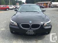 Make BMW Model 530 Year 2006 Colour Black kms 113000