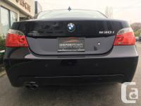 Make BMW Model 530i Year 2006 Colour Black kms 78300