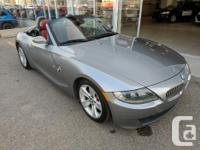 Make BMW Model Z4 Year 2006 Colour silver kms 148000