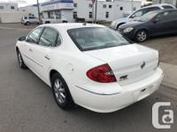 Make Buick Model Allure Year 2006 Colour WHITE kms