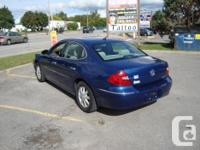 Make Buick Model Allure Year 2006 Colour Blue kms