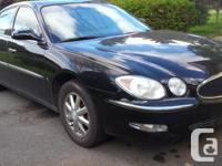 Make Buick Colour Black Trans Automatic kms 145000