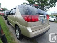 Make Buick Model Rendezvous Year 2006 Colour Beige kms