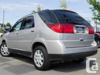 Make Buick Model Rendezvous Year 2006 Colour Silver