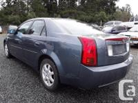 Make Cadillac Model CTS Year 2006 Colour Blue kms