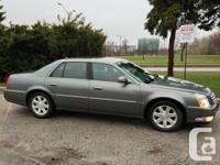 2006 Cadillac DTS,  Auto,  117000 km, no
