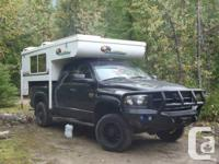 I am marketing my Outfitter caribou vehicle camper. Its