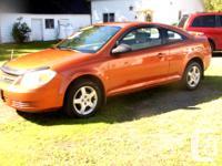 Make Chevrolet Model Cobalt Year 2006 Colour orange