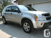 Make Chevrolet Model Equinox Year 2006 Colour Silver
