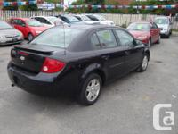 Make Chevrolet Model Cobalt Year 2006 Colour Black kms