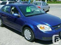 Make Chevrolet Model Cobalt Colour Blue Trans
