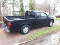 Make Chevrolet Model Colorado Year 2006 Colour Black