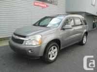 2006 Chevrolet Equinox  Gray / Gray 2006 Chevrolet